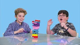 Watch Jojo Rabbit's Roman Griffin Davis and Archie Yates Interview Each Other!