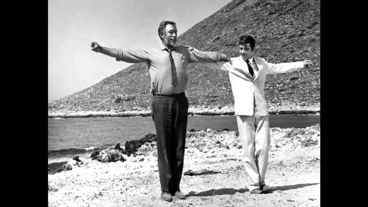Zorba the Greek Essay Topics & Writing Assignments