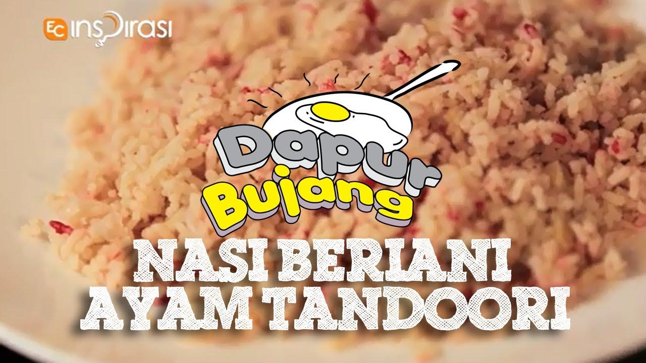 Dapurbujang Ramadhan Nasi Beriani Ayam Tandoori You