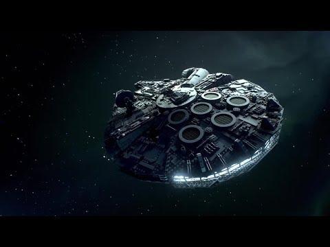 LEGO Star Wars UCS Millennium Falcon Reveal Video