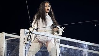 Download RIHANNA Anti Tour 2016 Work+Stay+Diamonds HD   LIVE PERFORMANCE MP3 song and Music Video