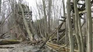 Abandoned Chippewa Lake Amusement Park 1878-2009 Documentary