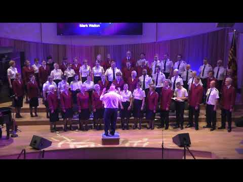 He is risen - the International Staff Songsters and Regent Hall Songsters