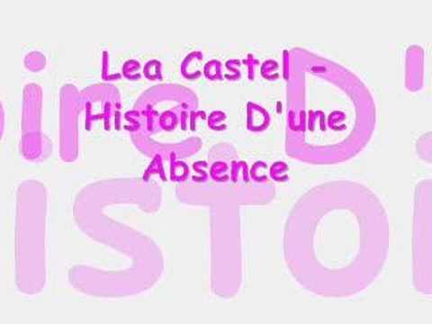 Lea - Histoire d'une absence