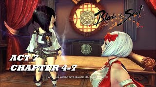 A New Friend or Foe? - Blade & Soul Story Part 40 - Act 7: Chapter 4-7
