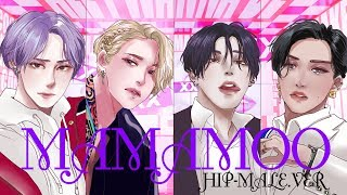 【MAMAMOO】HIP - Male.ver