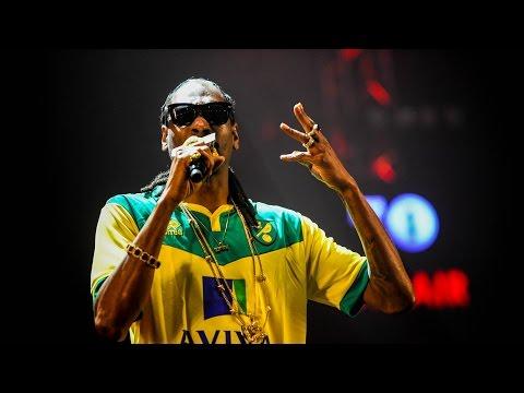 Snoop Dogg - Peaches N Cream (Radio 1's Big Weekend 2015)