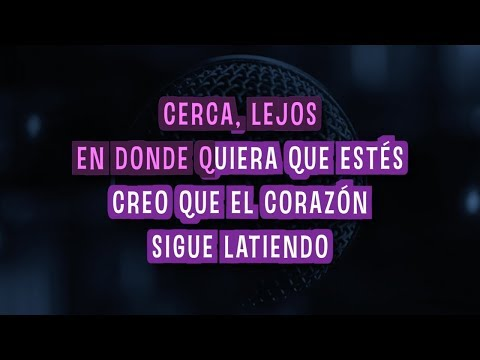 My Heart Will Go On (Spanish Version) Karaoke Version by Celine Dion (Video with Lyrics)