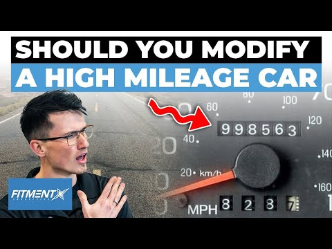 Is It Worth It To Modify A High Mileage Car?