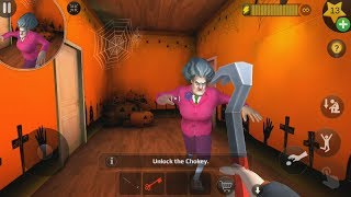 Trolling Scary Teacher 3D - Free the Cat V5.1.1 ~ Android, iOS Game #2