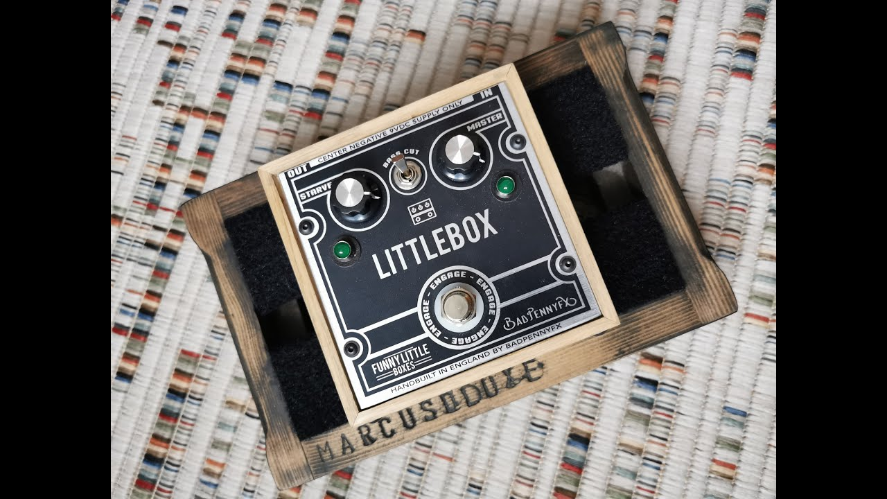 Littlebox demo by the man, the legend, Marcus D'luxe