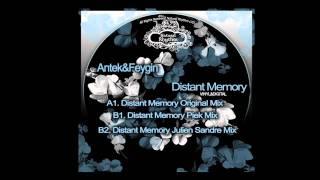 Antek & Feygin - Distant Memory (Piek Remix) [Natural Rhythm]