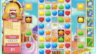 Cookie Jam - LEVEL 140 (NUEVO)  --  ( No booster ) GAMES