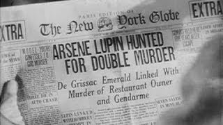 Arsene Lupin Double Feature - Original Theatrical Trailer