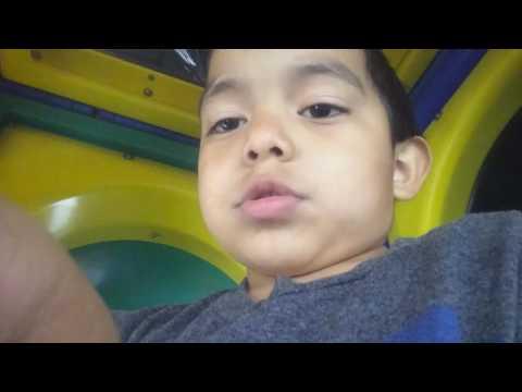 Burger Kings Playground {Jake's Adventures}