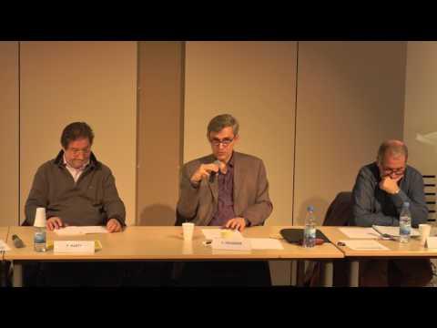 Plénière 1 - Florian Houssier - Sexualité génitale et idéation suicidaire