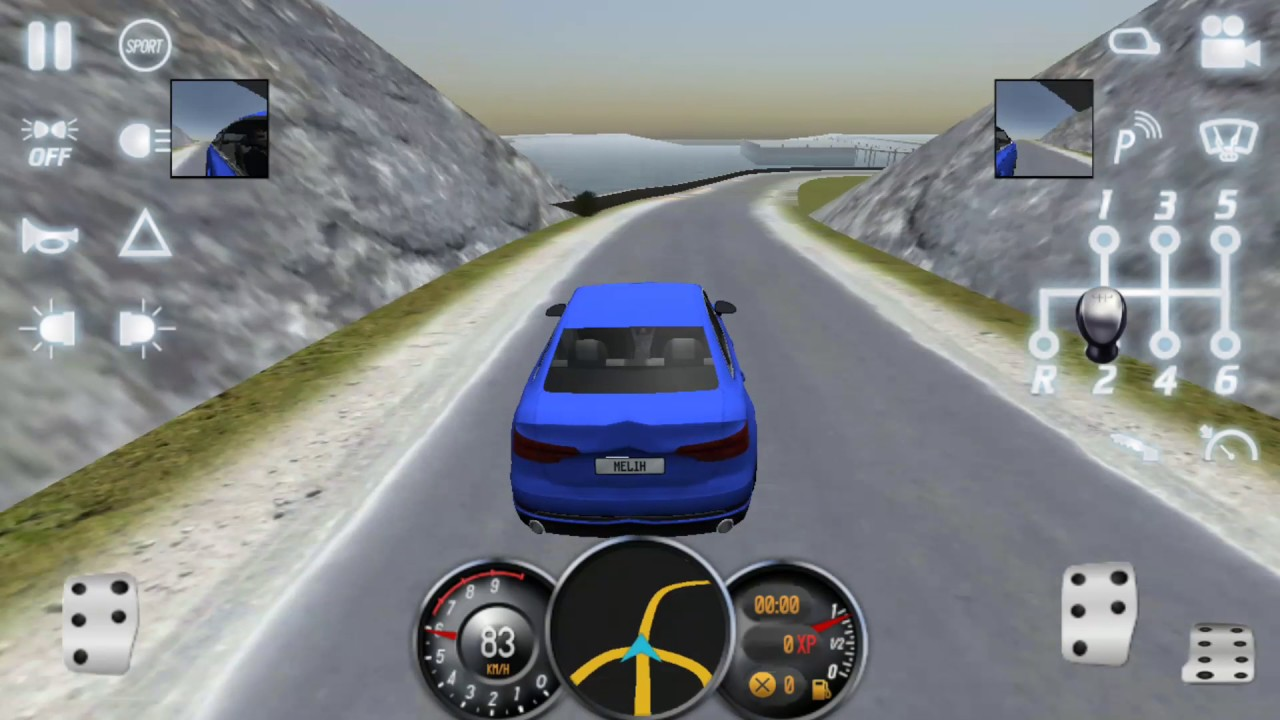 Taxi sim 2016 gameplay 2 manual transmission with clutch (stick.