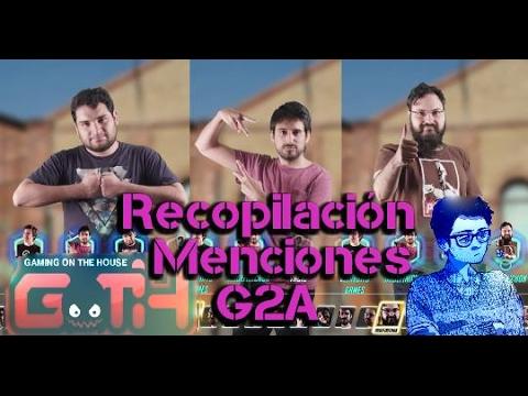 Menciones de G2a | Momentos Goth | Especial 1000 SUBS