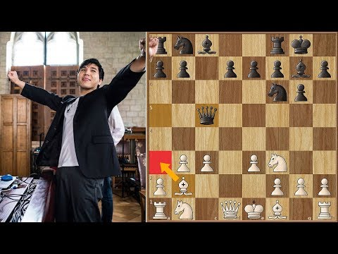 Nakamura Beats 3 Super GM's With The Same Opening Trap   Your Next Move (Blitz) (2018)