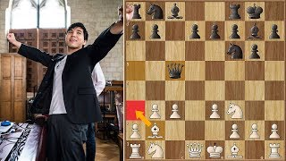Video Nakamura Beats 3 Super GM's With The Same Opening Trap | Your Next Move (Blitz) (2018) download MP3, 3GP, MP4, WEBM, AVI, FLV Juni 2018