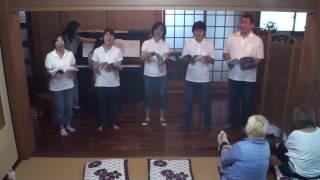 ドラマ「表参道高校合唱部」挿入歌 中島美嘉さんの「愛の歌」を 家族で...