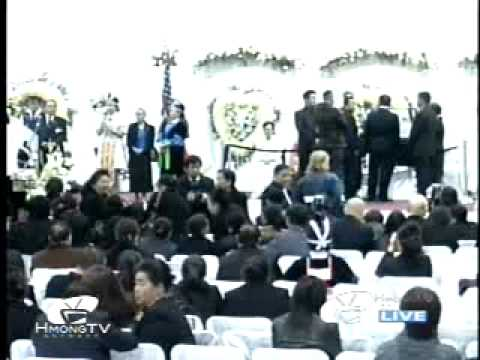 General Vang Pao Memorial: Ashly Thao - Hmong Folk Song
