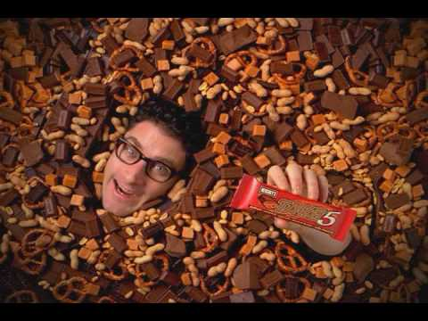 Jason Hurst - Here's A List Of The 10 Best Candy Bars