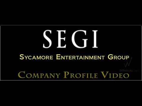 SEGI (Sycamore Entertainment Group, Inc.) Company Profile / Stock Video Chart 11-09-2012