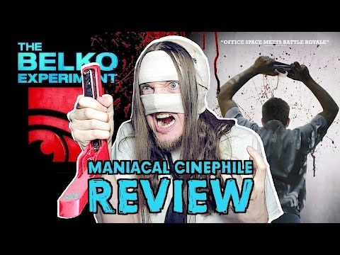 The Belko Experiment Movie Review - Maniacal Cinephile