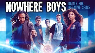 OFFICIAL Trailer 2018 | Nowhere Boys: Battle For Negative Space