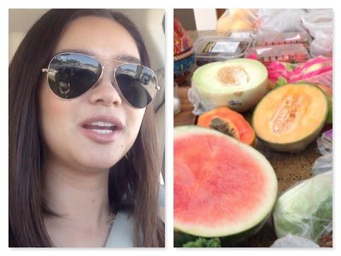 Raw Vegan Diet, Grocery + Target Haul, Major Ramble! | TMTV