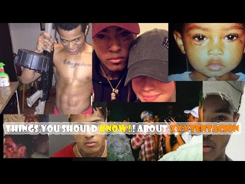Things you should KNOW!! about XXXTENTACION