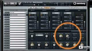 Cubase 6 303: Cubase TNT Tips and Tricks 1 - 39 HALion Sonic SE Effects