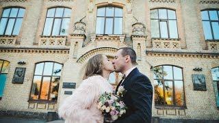 Свадьба Катя и Андрей. Ресторан