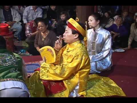 Xuân Đậu hát văn -TĐ:Phạm Hữu Hải hầu Quan Hoàng Mười