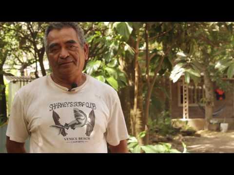 Pescadores denuncian proyecto urbanístico en el cerro Afate