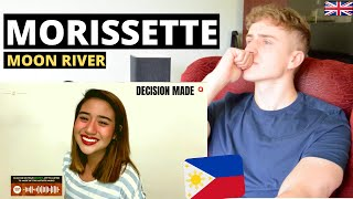 Download I've decided the woman is perfect | MORISSETTE - MOON RIVER | GILLTYYY REACT