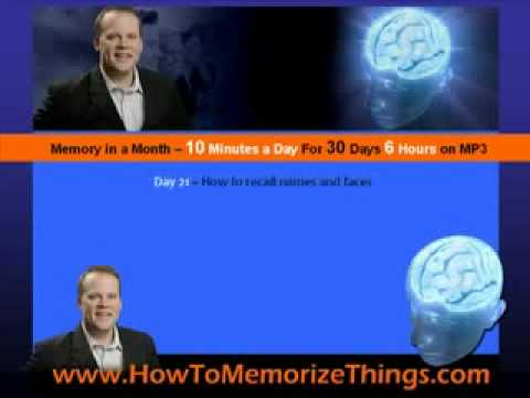 Memorize ANYTHING Fast!