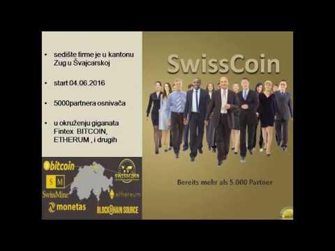 Prezentacija SWISSCOIN-a (na srpskom)