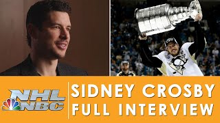 Penguins' Sidney Crosby reflects on 2010s, how he evolved as player, person | NBC Sports