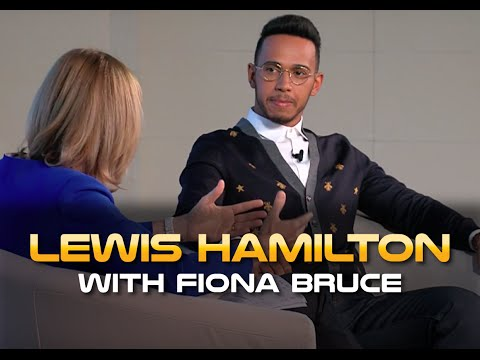 Lewis Hamilton interview with Fiona Bruce (2016)