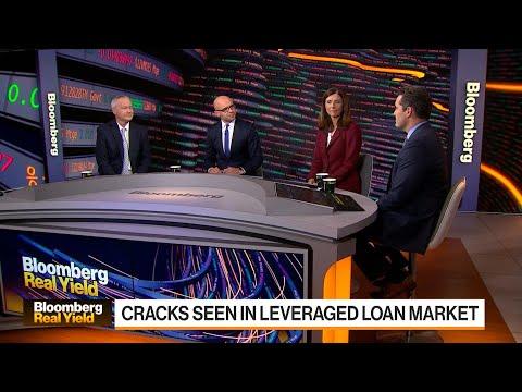 Cracks Emerging In Leveraged Loans