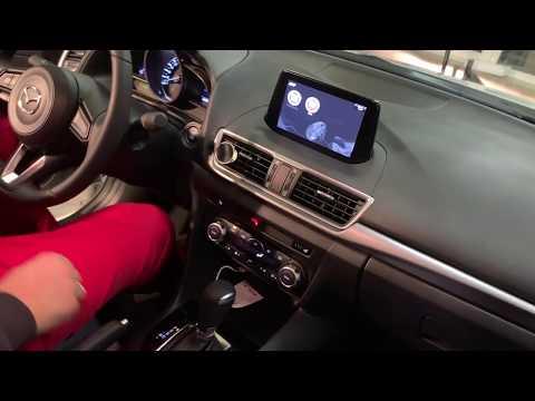 Mazda 3 - дополнительное оборудование на штатную систему