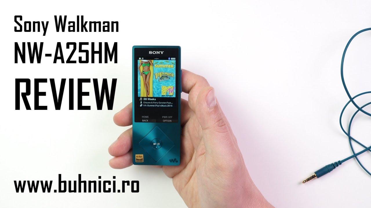 Sony NW-A25HN Audio Player Windows 8 X64