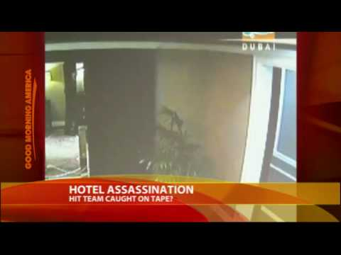 Dramatic Hotel Assassination