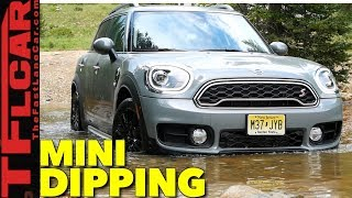 Can a MINI Go Where None Has Gone Before? MINI Countryman All4 Offroad Review