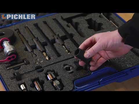 PICHLER M9R Injector Removal Tools For Seized Diesel Injecotrs