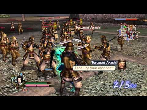 Samurai Warriors 2: Xtreme Legends - Kojiro's Story Final - Osaka Campaign【1080p/60FPS】