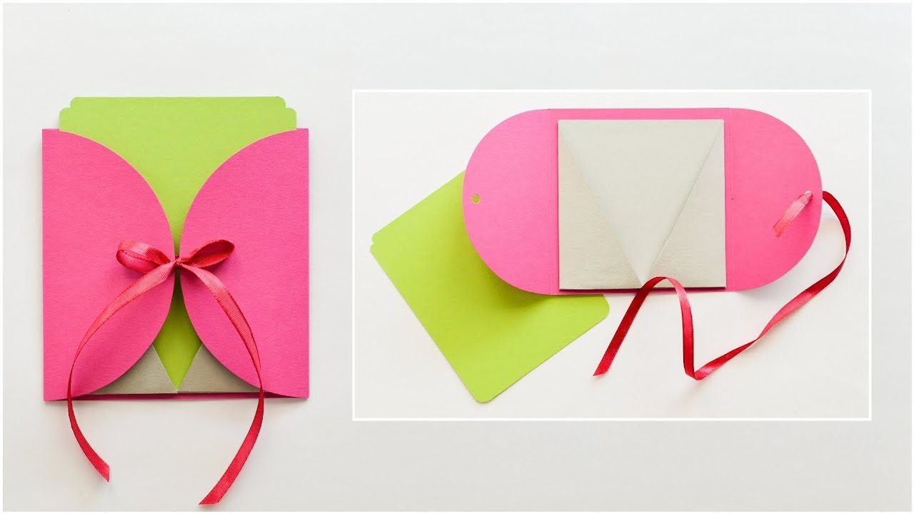 How to make greeting card with envelope kartka okolicznociowa how to make greeting card with envelope kartka okolicznociowa z kopert mishellka 244 diy bookmarktalkfo