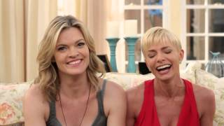 Happy Mother's Day from Jaime Pressly and Missi Pyle
